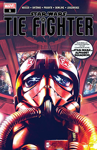 Cover zu TIE Fighter #1