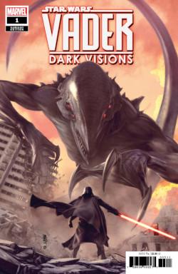 Dark Visions - Vorläufiges Cover