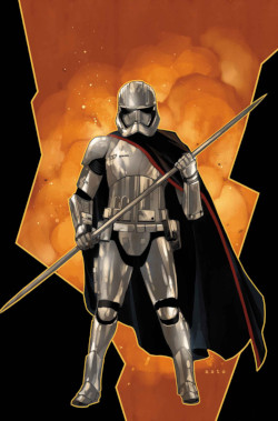Age of Resistance: Phasma - Cover