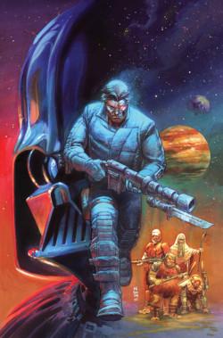Target Vader #1 - Cover