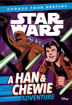 Ein Abenteuer mit Han & Chewbacca - US-Cover