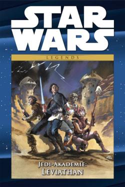 Jedi-Akademie: Leviathan - Cover