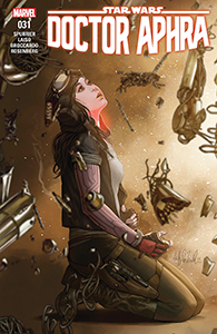 Cover zu Doctor Aphra #31