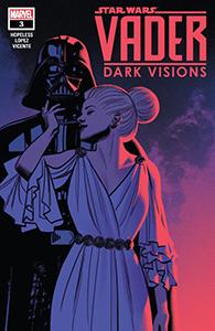Cover zu Vader: Dark Visions #3