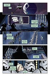 Vorschauseiten zu Vader: Dark Visions #3