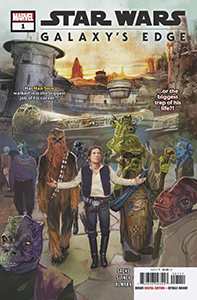 Cover zu Galaxy's Edge #1