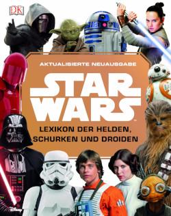 Lexikon der Helden, Schurken und Droiden - Cover
