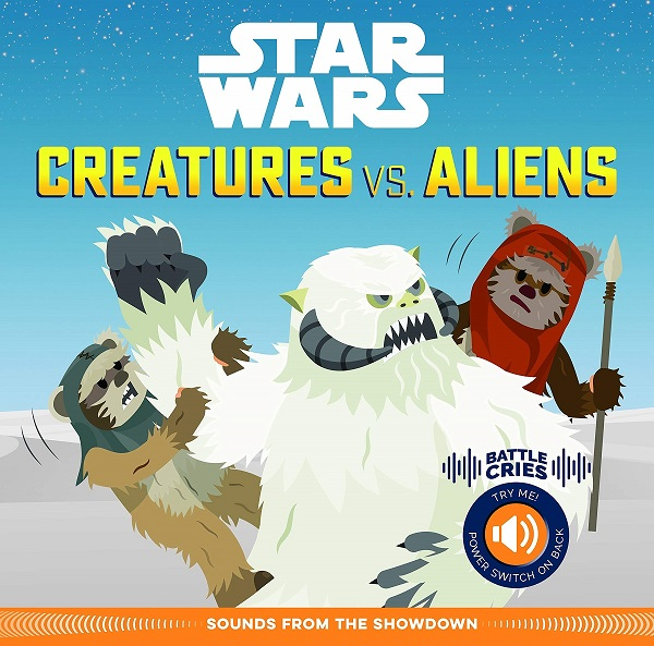 Battle Cries: Creatures vs. Aliens: Sounds from the Showdown