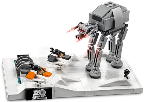 Battle of Hoth Set
