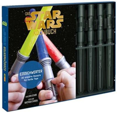 Das Star Wars Kochbuch: Eisschwerter - Cover