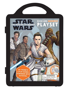 Star Wars: The Rise of Skywalker Magnetic Playset