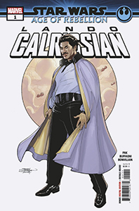 Cover zu Age of Rebellion: Lando Calrissian #1