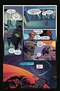 Vorschauseiten zu Age of Rebellion: Lando Calrissian #1