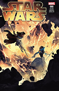 Cover zu Star Wars #66
