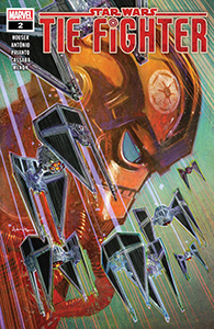 Cover zu TIE Fighter #2
