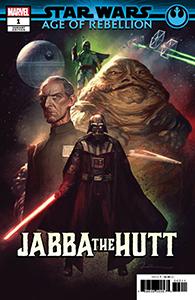 Cover zu Age of Rebellion: Jabba The Hutt #1