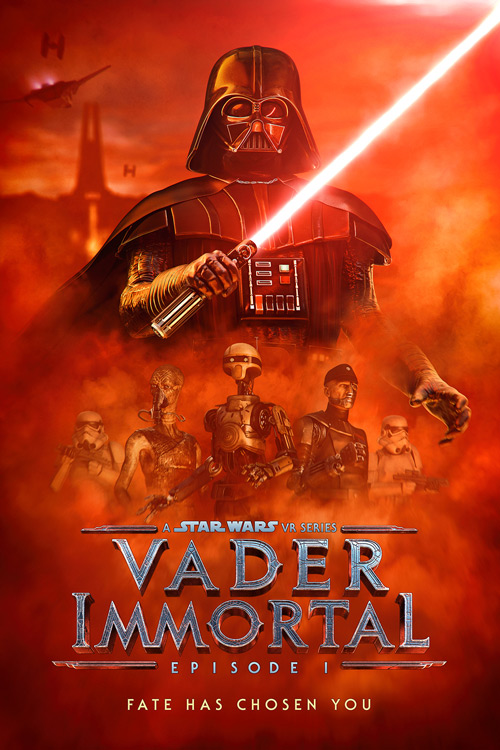 Star Wars Vader Immortal: Episode I