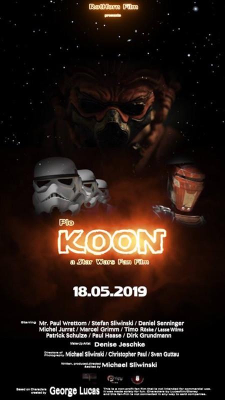 Koon - A Star Wars Fan Film