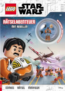 Rätselabenteuer mit Rebellen - Cover
