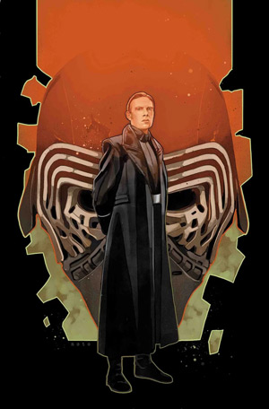 Star Wars: Star Wars: Age of Resistance: General Hux #1 - Cover