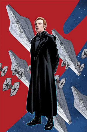 Star Wars: Age of Resistance: General Hux #1 - Puzzle Piece Variant Cover