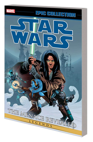 Star Wars Legends Epic Collection: The Menace Revealed Vol. 2 - Cover