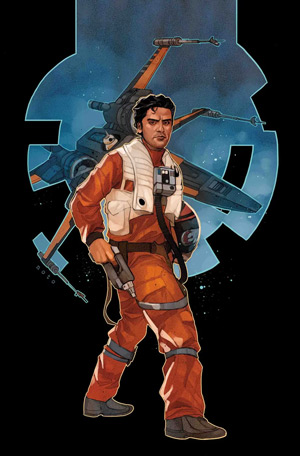 Star Wars: Star Wars: Age of Resistance: Poe Dameron #1 - Cover