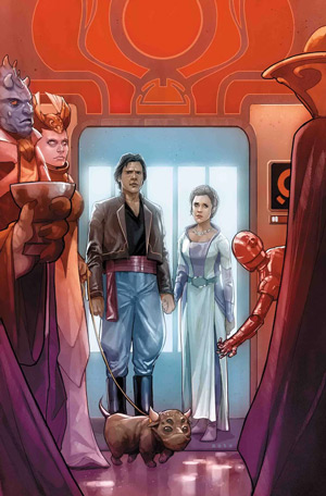 Star Wars #70 - Cover