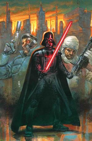 Star Wars: Target Vader #2 - Cover