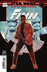 Cover zu Age of Resistance: Finn #1: Infestation