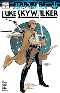 Cover zu Age of Rebellion: Luke Skywalker #1