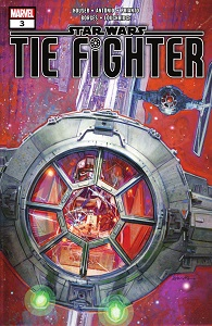 Cover zu TIE Fighter #3