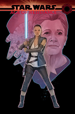 Star Wars: Age of Resistance – Rey 1 - Search for Skywalker