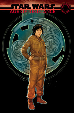 Star Wars: Age of Resistance – Rose Tico 1 - My Hero