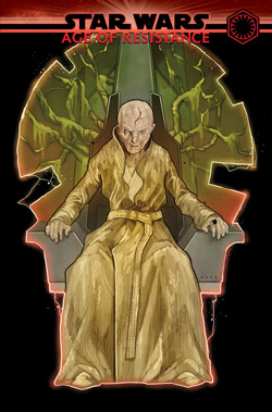 Star Wars: Age of Resistance – Supreme Leader Snoke 1 - The Devil's Apprentice!