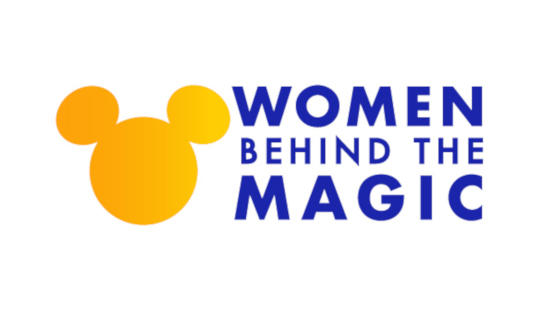 Women Behind the Magic Logo