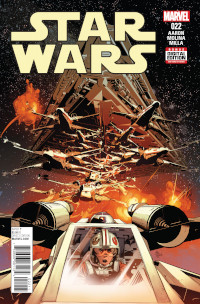 Star Wars #22 Cover