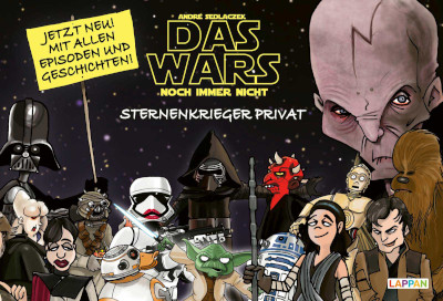 DAS WARS #3 Cover