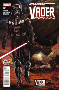 Vader Down #1 Cover