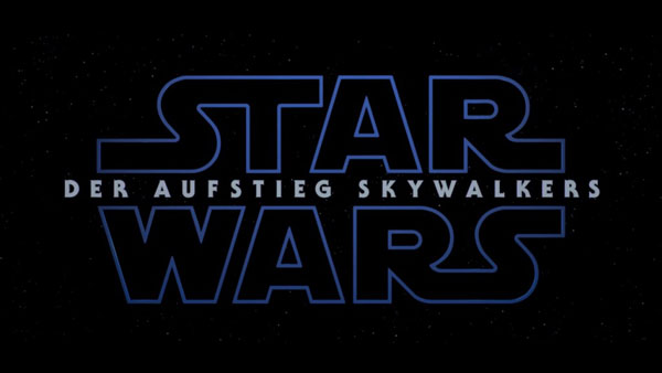 Star Wars Episode IX: Der Aufstieg Skywalkers