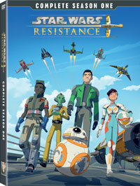 Star Wars Resistance: The Complete Season One