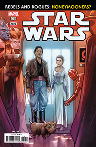 Cover zu Star Wars #70