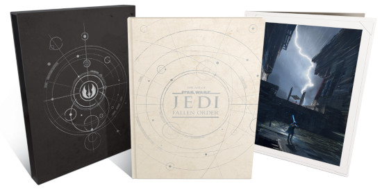 The Art of Star Wars Jedi: Fallen Order (Limited Edition)