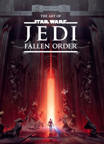 The Art of Star Wars Jedi: Fallen Order - Cover
