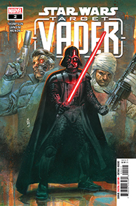 Cover zu Target Vader #2: The Plan