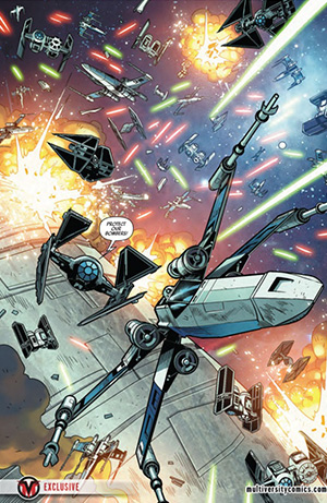 TIE Fighter #5