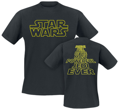 Most Powerful Jedi T-Shirt