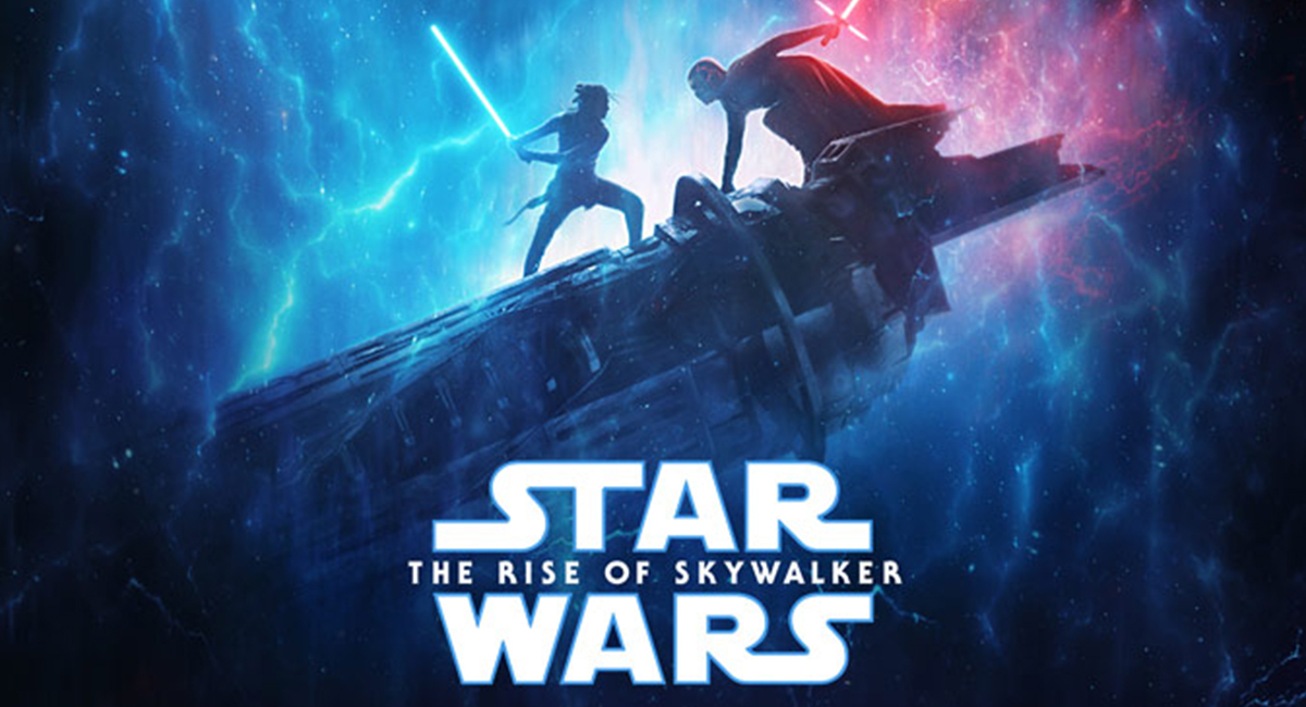 Das neue Plakat zu Der Aufstieg Skywalkers - Nachrichten ...
