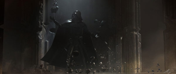 Star Wars: Vader Immortal - Episode II