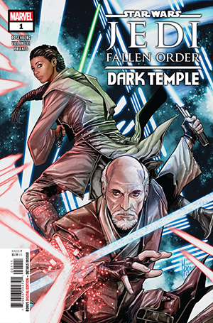 Cover zu Jedi: Fallen Order - Dark Temple #1